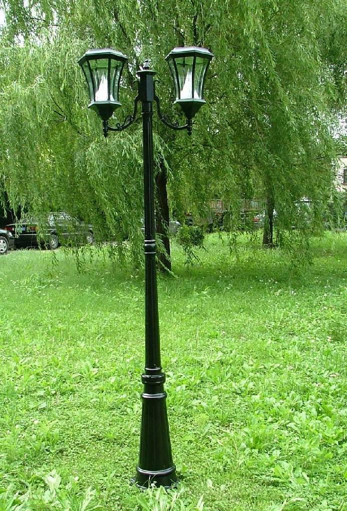 7 Ft Solar Lamp Post Light Gs 94