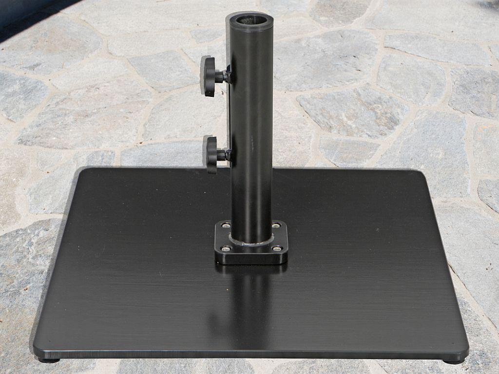 60 Lbs Commercial Umbrella Base 060sqbk