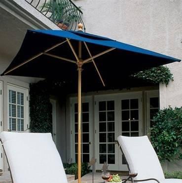 6x6 Square Market Umbrella Sunbrella 161
