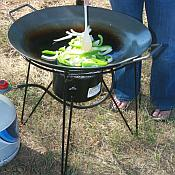 Mexico Disco Outdoor Cooker