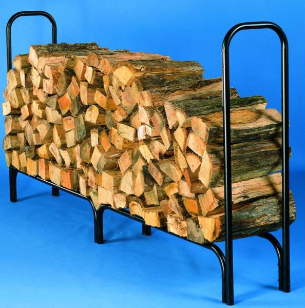 Conduit outdoor log rack slrl