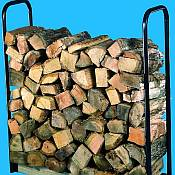 Outdoor Firewood Rack Kit
