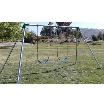 Metal Swing Sets Standard Duty
