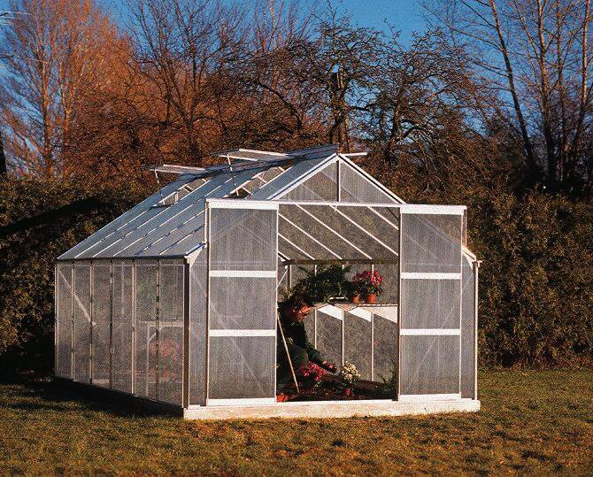 Compact Plus 12.1 Greenhouse