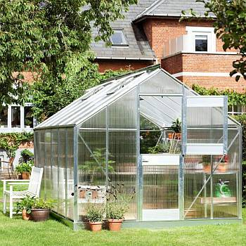 Quality Easy To Assemble Greenhouses, Greenhouse Kits, and Growing Racks
