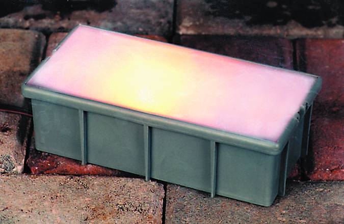 Paver Brick Lights Low Voltage Lighting Kits By Kerr