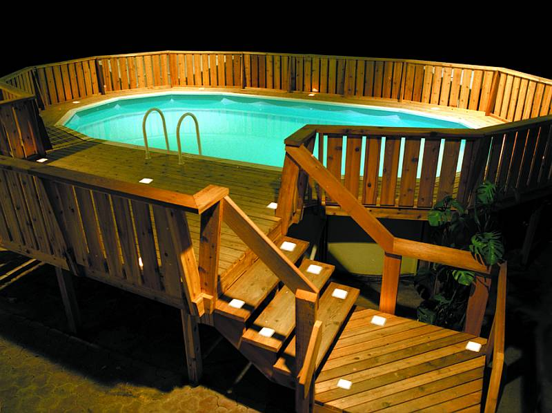 Deck lights low voltage lighting kits by kerr lighting kdec click to enlarge mozeypictures Image collections