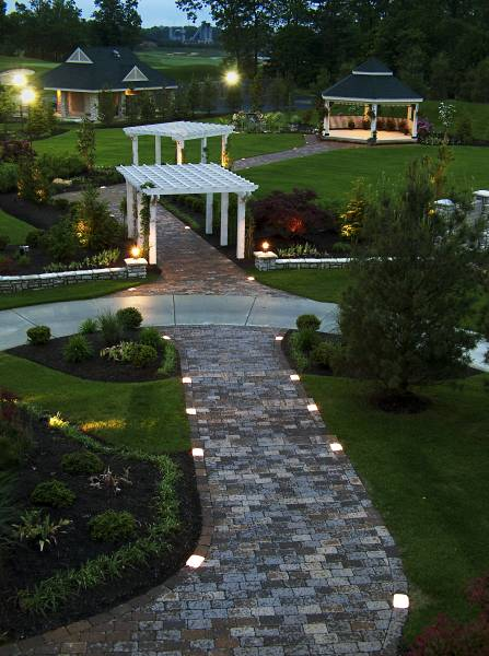 Millennium Cobble Paver Lights Kit Low Voltage Lighting