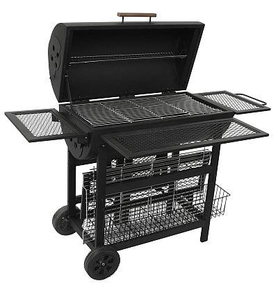 Grill Barrel - Compare Prices on Grill Barrel in the Decor Category