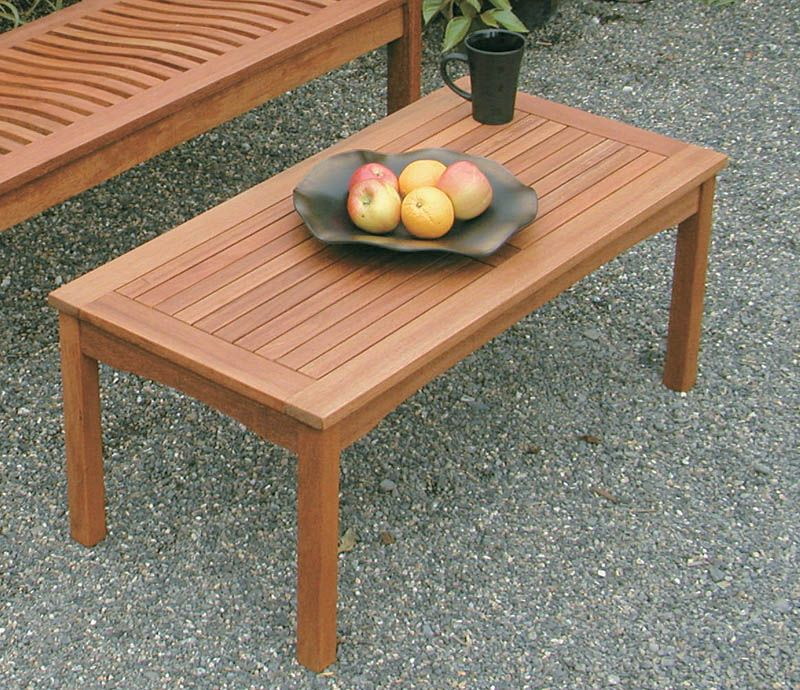 Happy Hour Eucalyptus Coffee Table (Click To Enlarge)