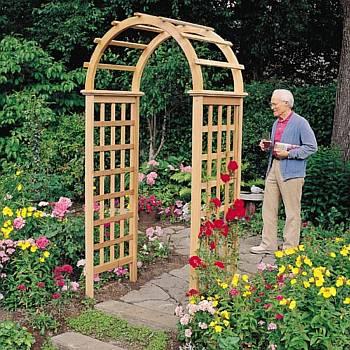 Garden Arbor   Victoria