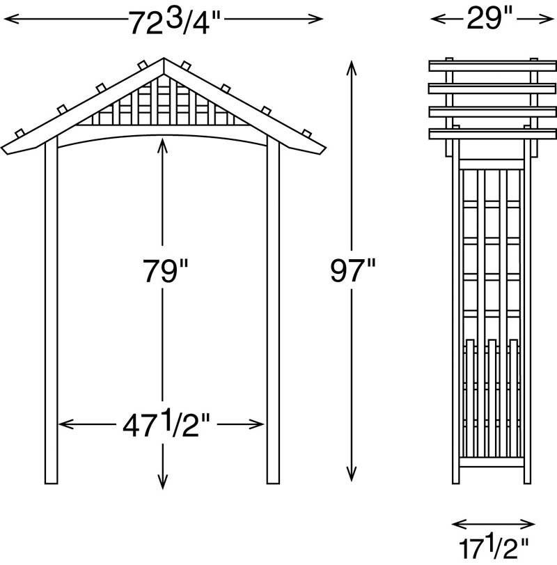 Metal Patio Swing Assembly Instructions