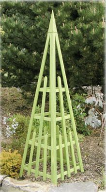 Beautiful Garden Trellis Designs On Garden Trellis 81inch Irish Moss Pyramid 860 3164  1