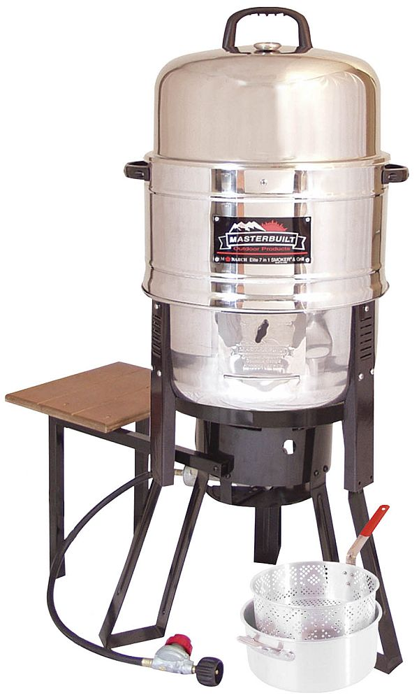 Weber 2820 Smokey Mountain Cooker/Smoker - aStore for Amazon