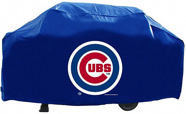 Mlb Logo Grill Covers Chicago Cubs Bcb5301