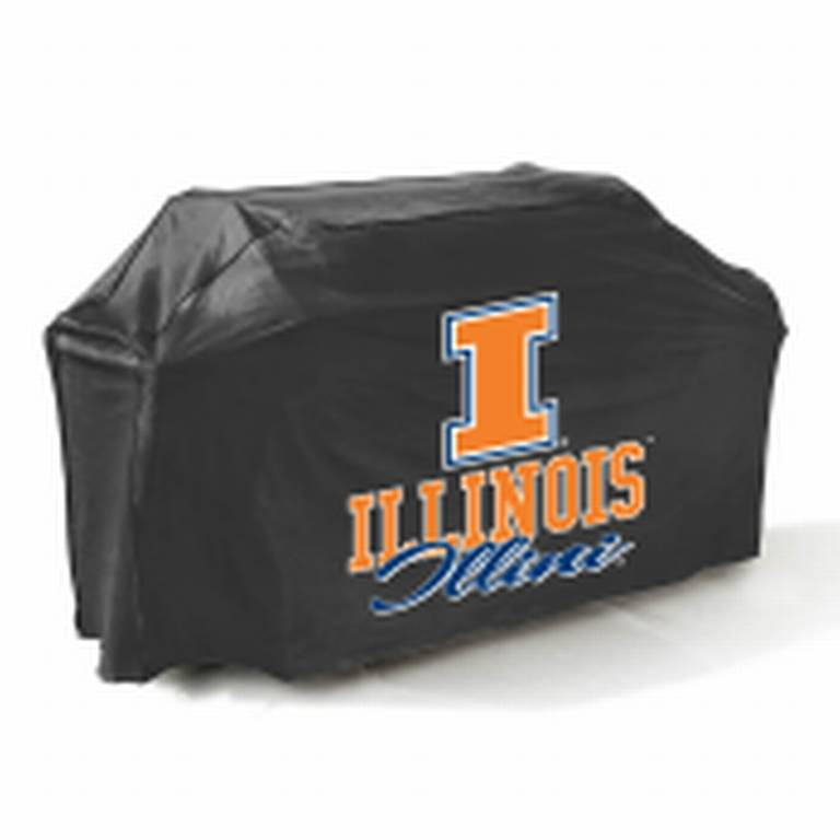 University College Logos College Football Logo Grill Covers University of Illinois