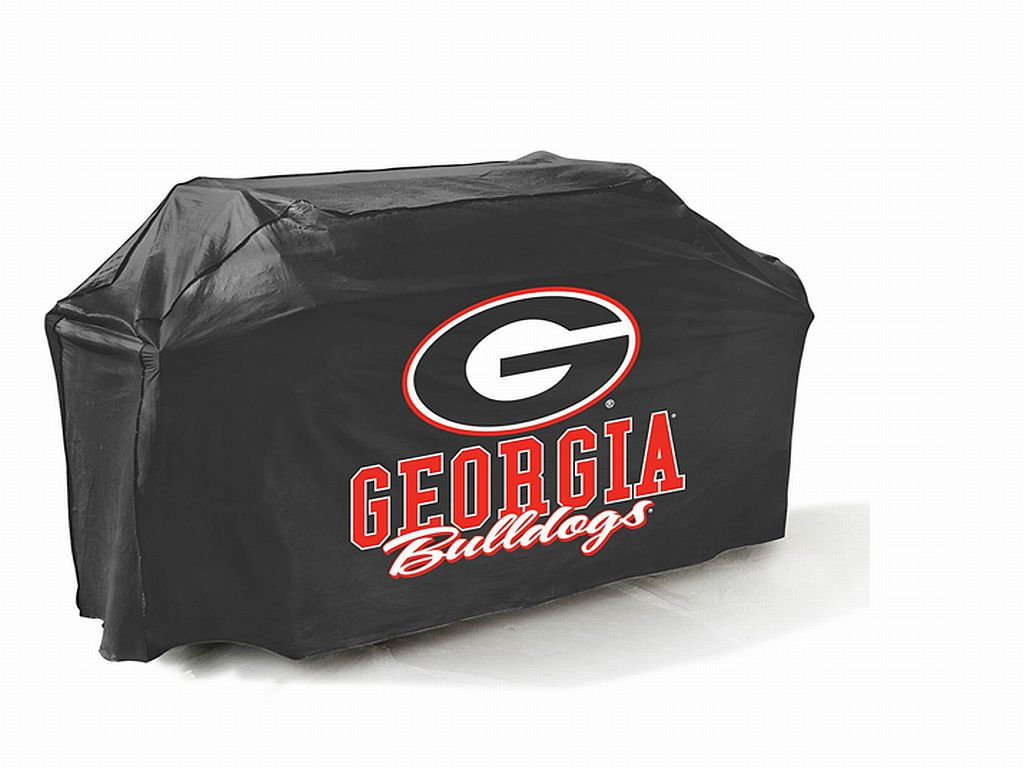College Football Logo Grill Covers University Of Georgia