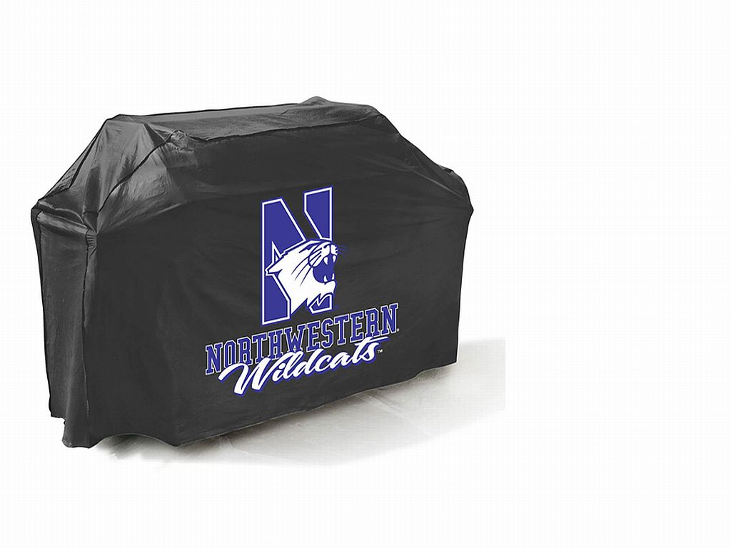College Football Logo Grill Covers Northwestern