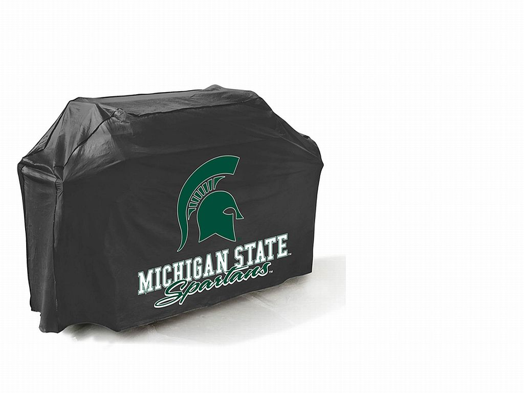 College Football Logo Grill Covers Michigan State