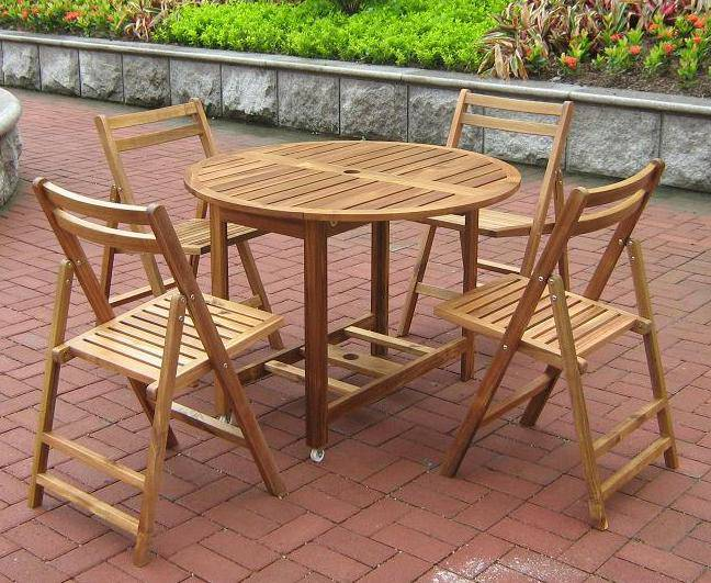 Folding Dining Table Set MPG TBS01