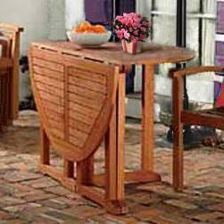 Eucalyptus Wood Patio Furniture Outdoor Wooden Tables