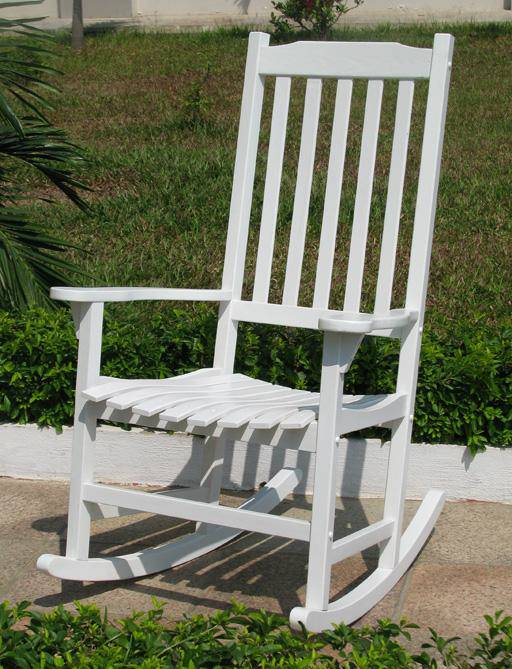 traditional rocking chair plans