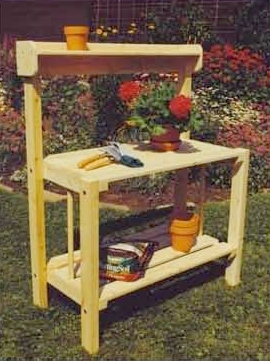 Bolton Potting Bench - 40