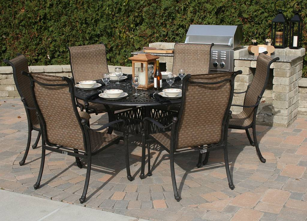 Aluminum Outdoor Garden & Patio Furniture