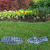 Outdoor Garden Gator Décor - 5133