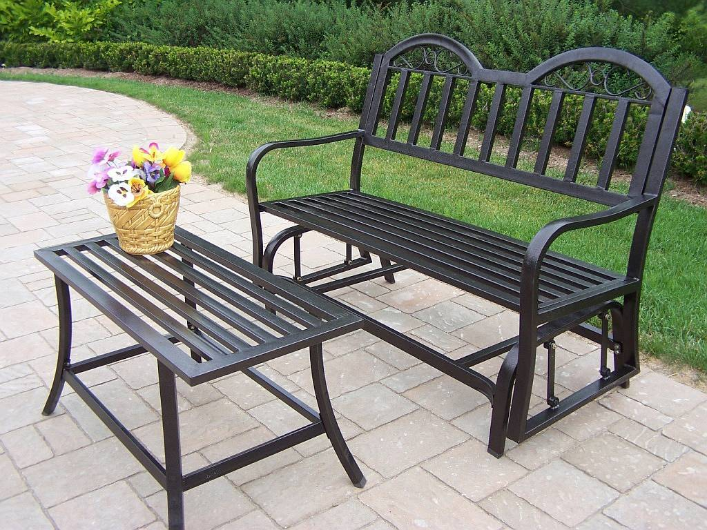Outdoor Iron Patio Furniture