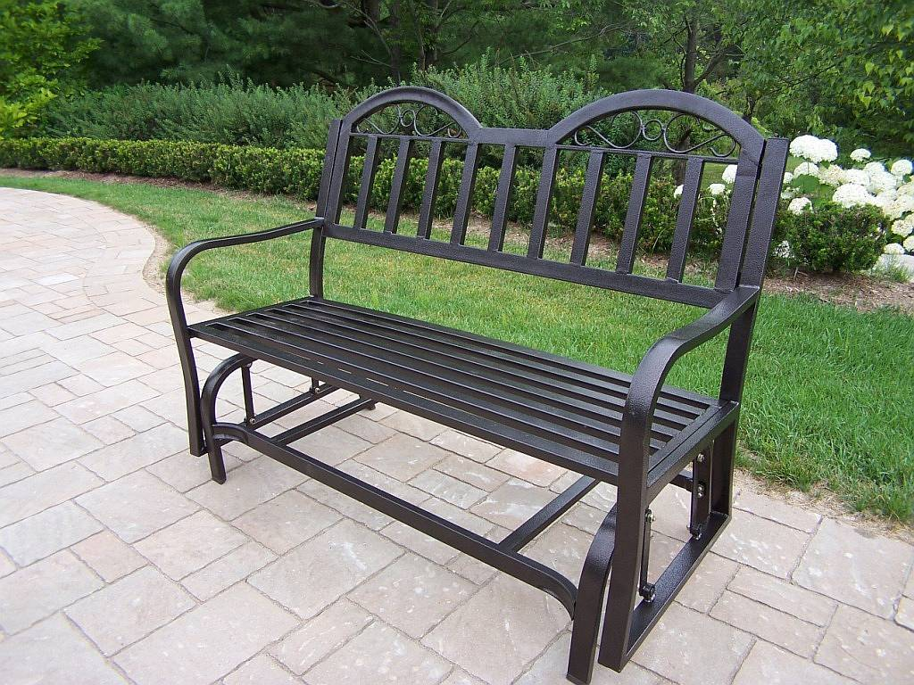 Furniture Outdoor Furniture Glider Iron Glider