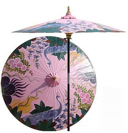 Parasols, Canteliver Umbrellas, Large Square Umbrellas, Tilting