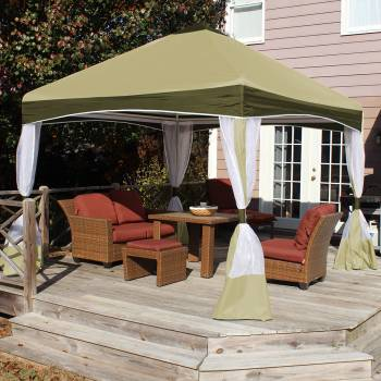 Garden Party Shade Canopy - 13x13