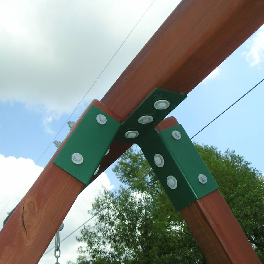 A Frame Bracket For Wood 4x6 Beam 4x4 Legs Replacement
