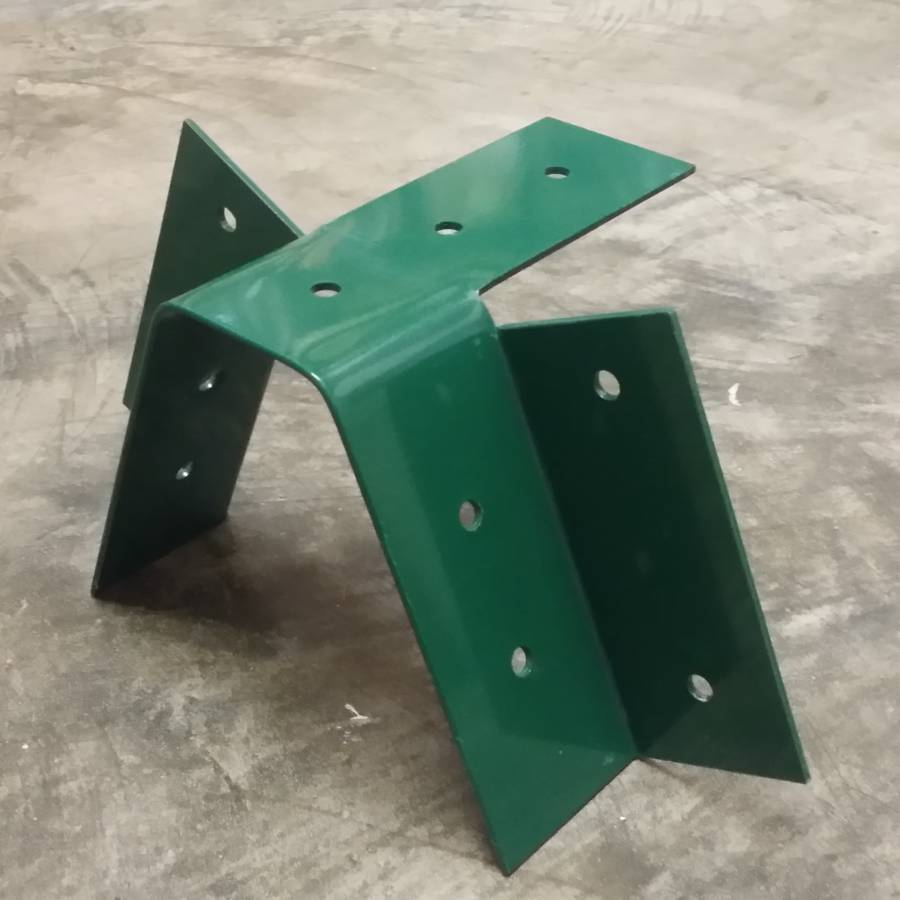 These A Frame Brackets Are Sold Individually And Support 4x4 Wooden Legs  And A 4x6 Top Beam. Recommended For Residential Use Only And Does Not  Include ...