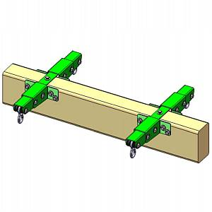 Glider Mounting Brackets For Wood Beam Glider Swing Mounts