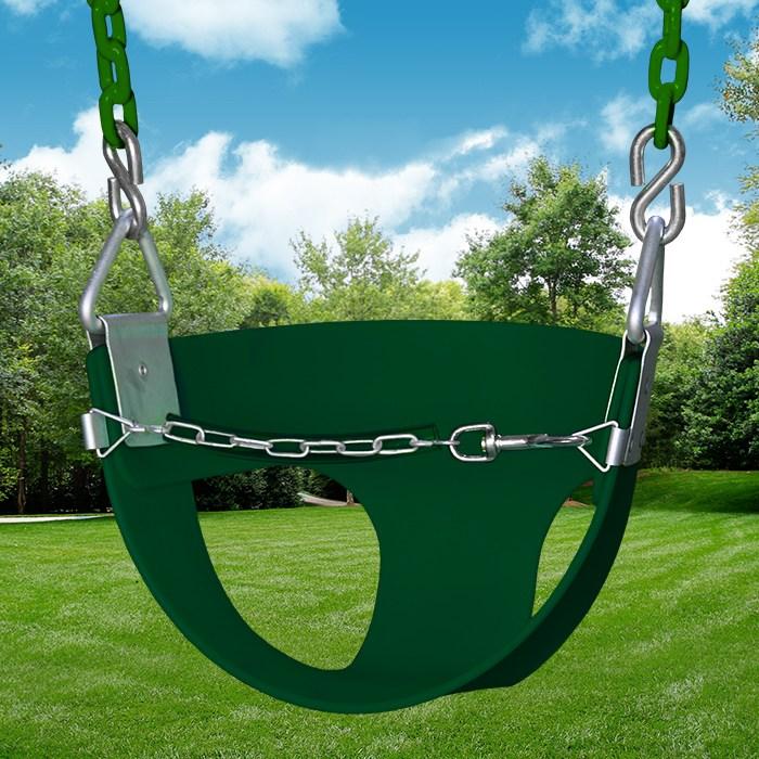 Half Bucket Seat Swing Rshbc 16