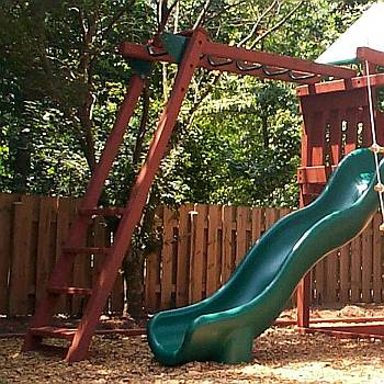 Swing Set Accessories For Wooden Swing Sets Playsets