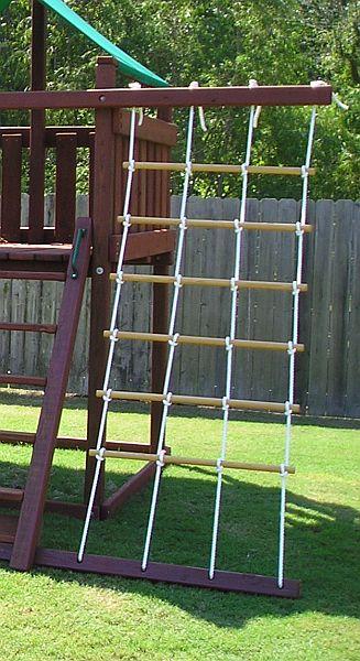 swing set rope ladder 3