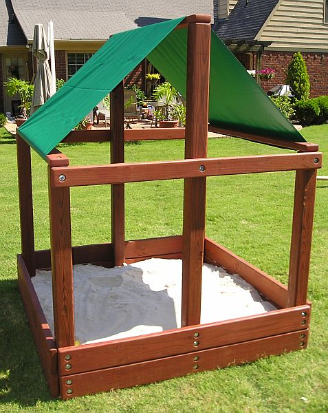 Woodwork Wood Sandbox Plans Pdf Plans