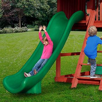 Super Scoop Slide - Straight - Faster Angle Slide