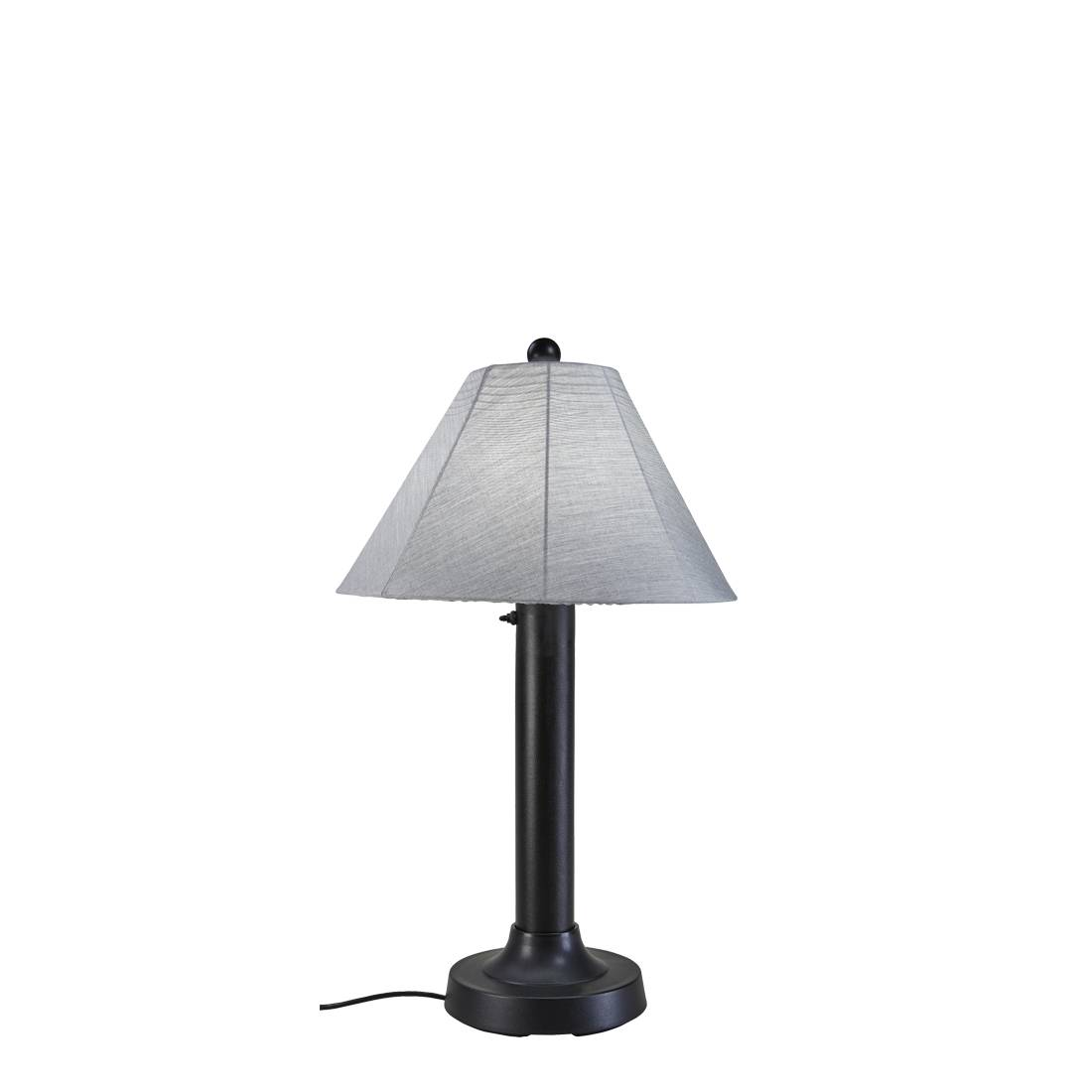 Seaside Patio Table Lamp Decorative Lighting For
