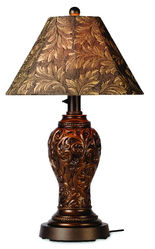 Concord Resin Table Lamp 46977