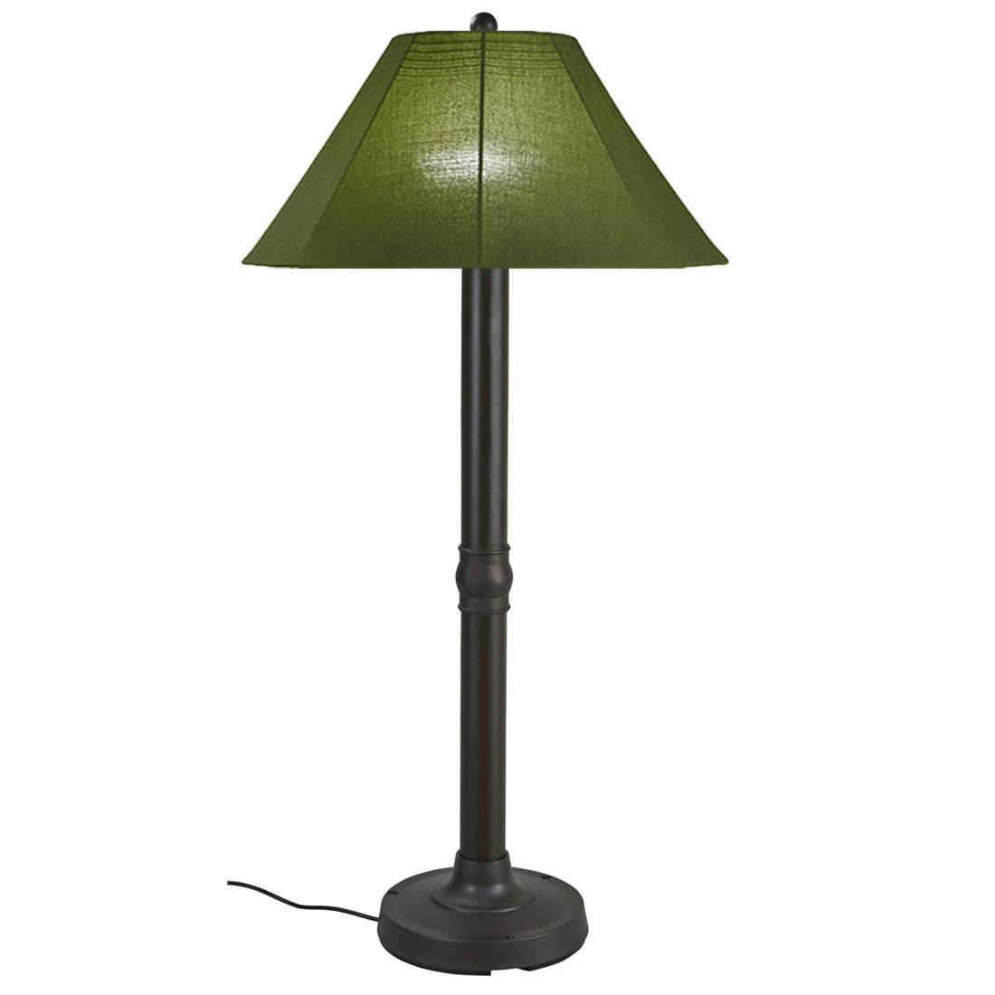 Catalina Ii Patio Floor Lamp 0068 Outdoor Weatherproof