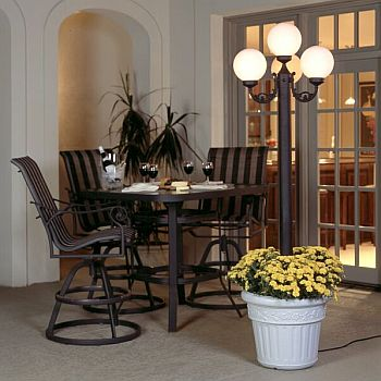 Outdoor Patio Lanterns And Deck Lighting