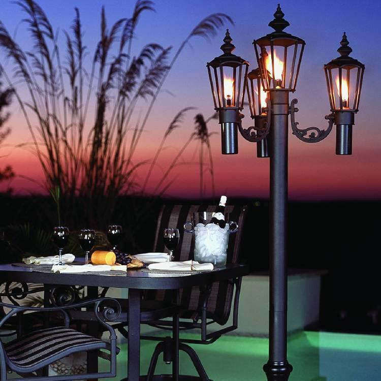islander citronella patio lantern - Patio Lanterns