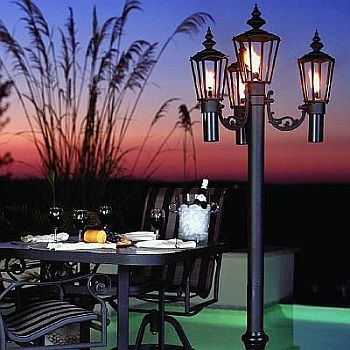 Decorative Outdoor Garden Torches