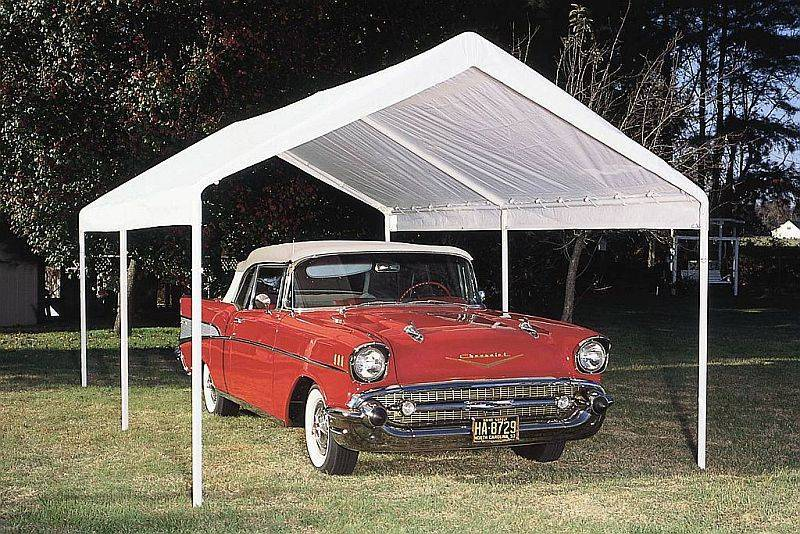costco car canopy instructions