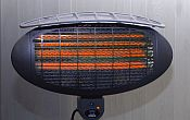 Silver Series Radiant Patio Heater