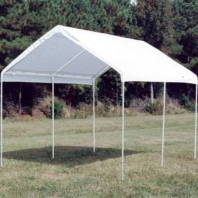 Universal Shade Canopy - 10x13 & Portable Shade Canopies Sails and Other Shading Structures